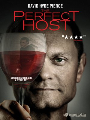 cover image of The Perfect Host