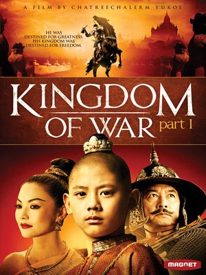 cover image of Kingdom of War, Part 1