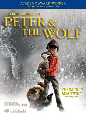 cover image of Peter & the Wolf