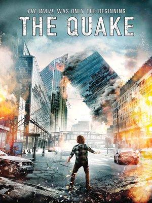 cover image of The Quake