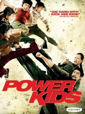 cover image of Power Kids