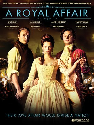 cover image of A Royal Affair