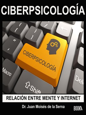 cover image of CiberPsicología
