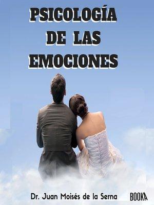 cover image of Psicología de las emociones