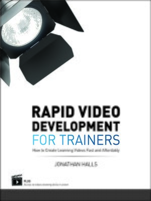 cover image of Rapid Video Development for Trainers