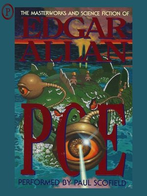 cover image of The Masterworks and Science Fiction of Edgar Allan Poe
