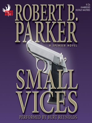 cover image of Small Vices