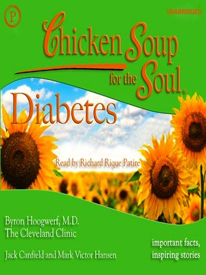 cover image of Chicken Soup for the Soul Healthy Living: Diabetes