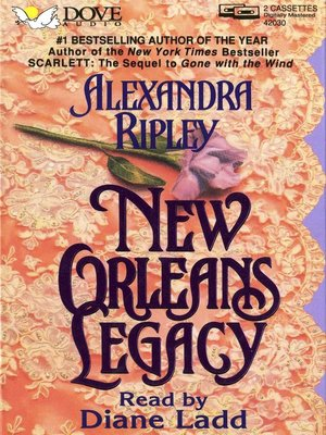 cover image of New Orleans Legacy