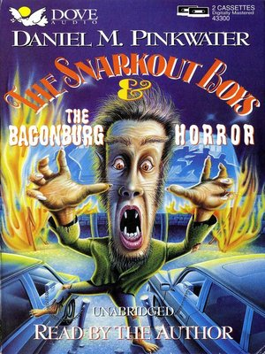 cover image of The Snarkout Boys & the Baconburg Horror