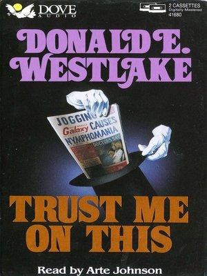 Donald Westlake Ebook