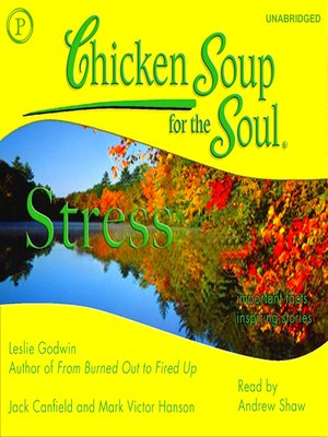 cover image of Chicken Soup for the Soul Healthy Living: Stress