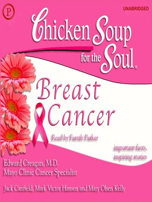 cover image of Chicken Soup for the Soul Healthy Living: Breast Cancer