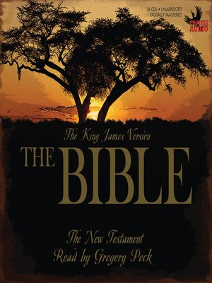 cover image of The Bible