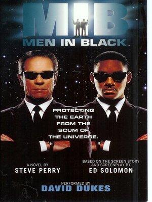 cover image of Men in Black