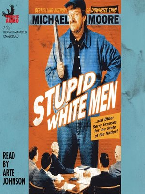 cover image of Stupid White Men