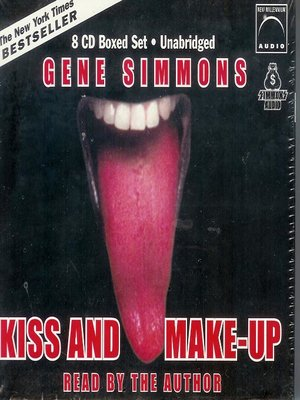 cover image of Kiss and Make-Up