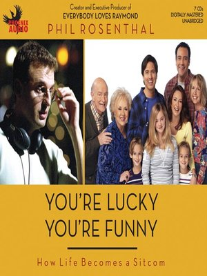 cover image of You're Lucky You're Funny