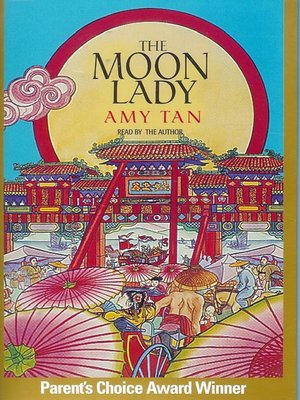 cover image of The Moon Lady