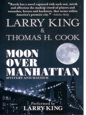 cover image of Moon Over Manhattan