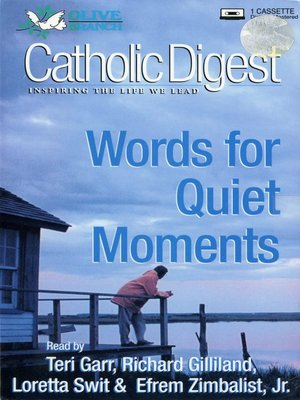 cover image of Words For Quiet Moments