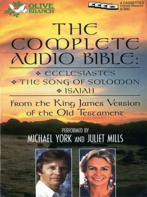 cover image of The Complete Audio Bible