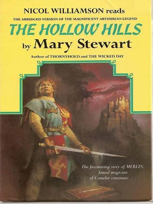 cover image of The Hollow Hills