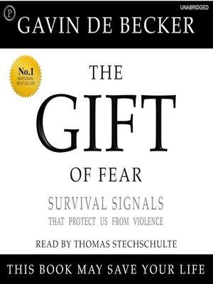 The Gift of Fear by Gavin De Becker · OverDrive (Rakuten OverDrive ...
