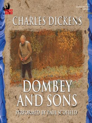 cover image of Dombey and Sons