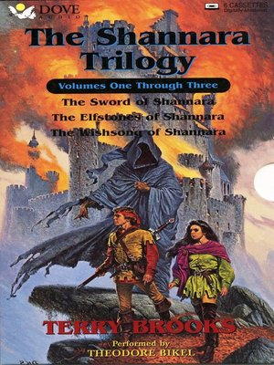 cover image of The Shannara Trilogy