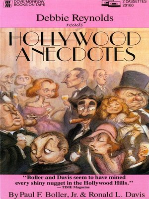 cover image of Hollywood Anecdotes