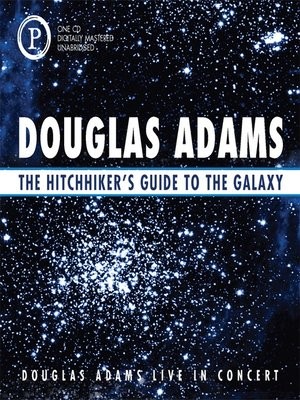 Hitchhiker Guide Galaxy Pdf