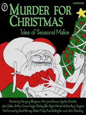 cover image of Murder for Christmas