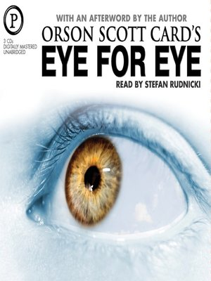 cover image of Eye for Eye