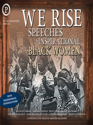 cover image of We Rise