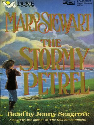 cover image of The Stormy Petrel