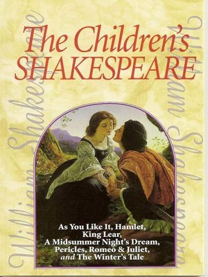 cover image of The Children's Shakespeare