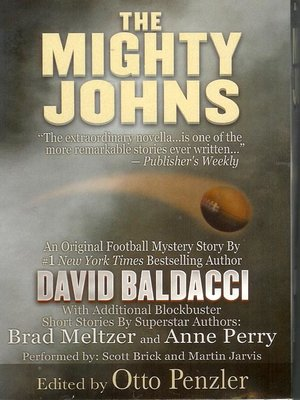cover image of The Mighty Johns and Other Stories