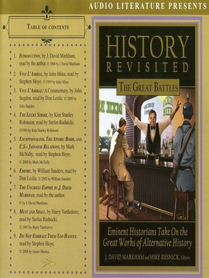cover image of History Revisited