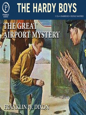 cover image of The Great Airport Mystery