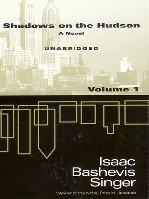 cover image of Shadows on the Hudson: A Novel