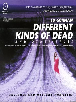cover image of Different Kinds of Dead