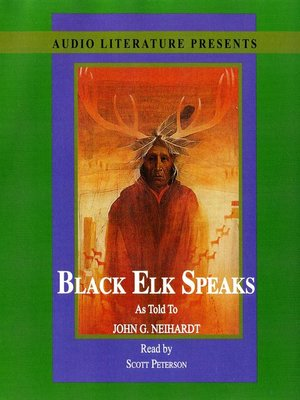 cover image of Black Elk Speaks