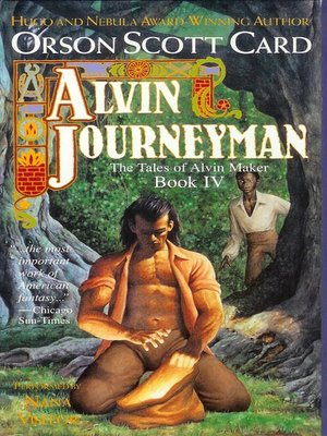 cover image of Alvin Journeyman