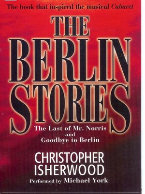 cover image of Berlin Stories
