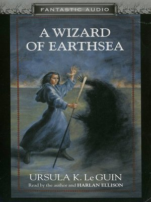 cover image of A Wizard of Earthsea