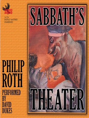 cover image of Sabbath's Theater