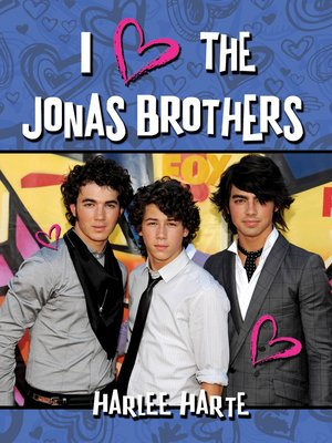 cover image of I (heart) The Jonas Brothers