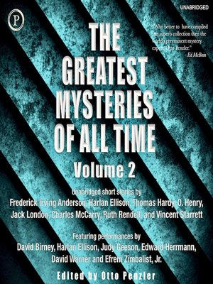 cover image of The Greatest Mysteries of All Time, Volume 2