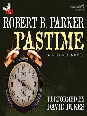 cover image of Pastime